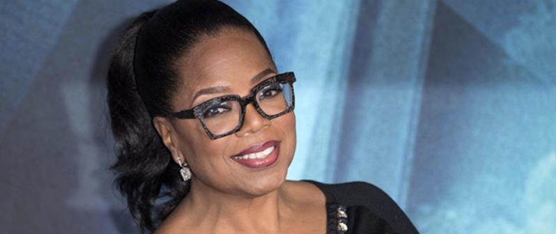 Celebrity Soccer Fans - Oprah Winfrey