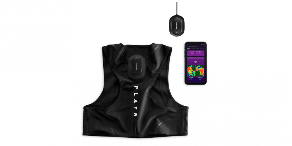 Best Soccer Gifts For Kids - Playr GPS Tracker Vest