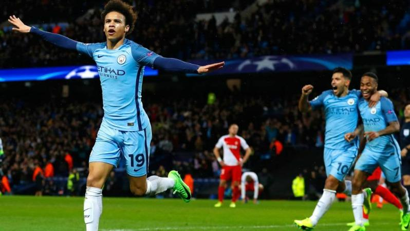 Best Champions League Games Of All Time, Manchester City vs. Monaco, 2017