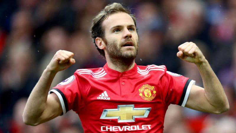 Common goal players: Juan Mata