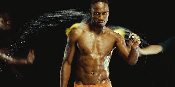 Didier Drogba fashion