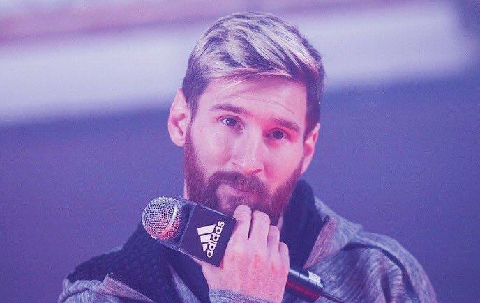 Lionel Messi fashion