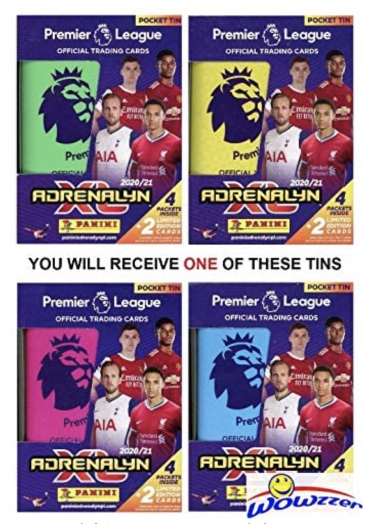 EPL Trading Cards
