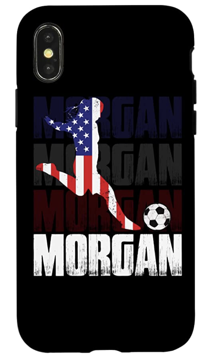 Alex Morgan iPhone Case