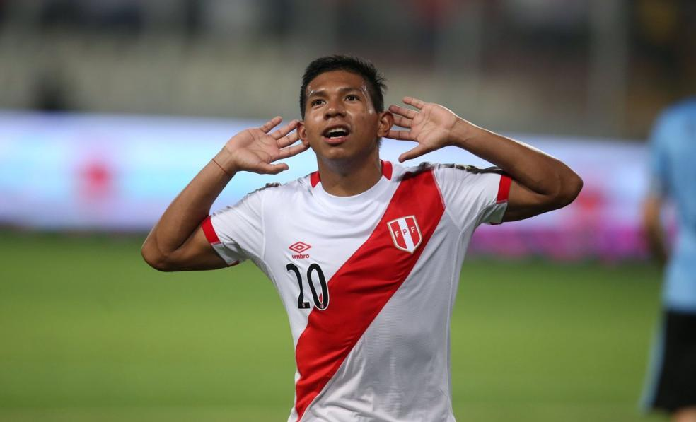 World Cup Cult Heroes - Edison Flores