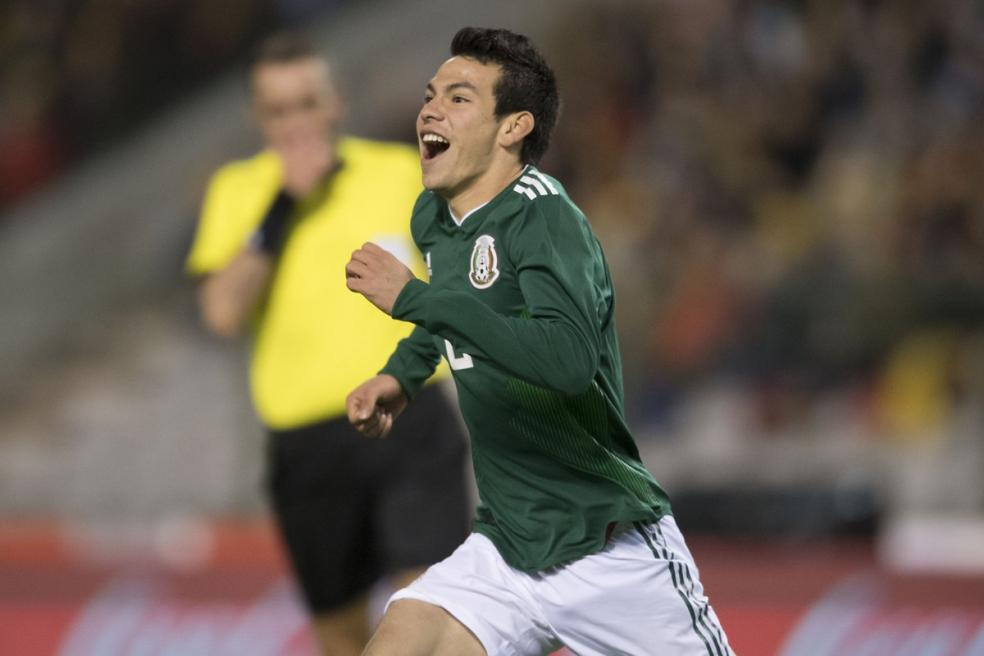 """World Cup Cult Heroes - Hirving """"Chucky"""" Lozano"""