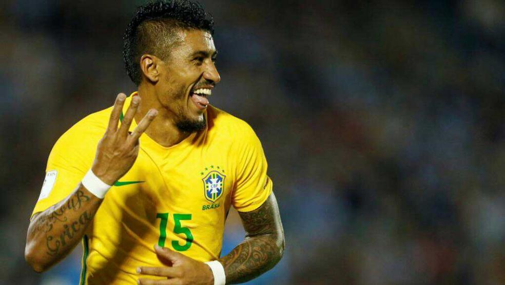 World Cup Cult Heroes - Paulinho