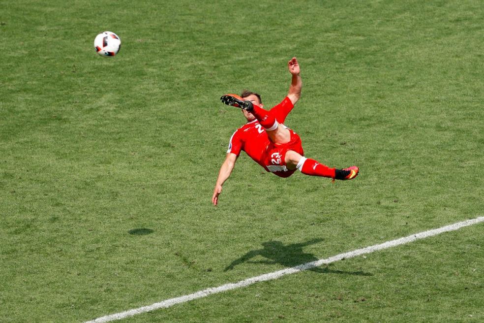 World Cup Cult Heroes - Xherdan Shaqiri