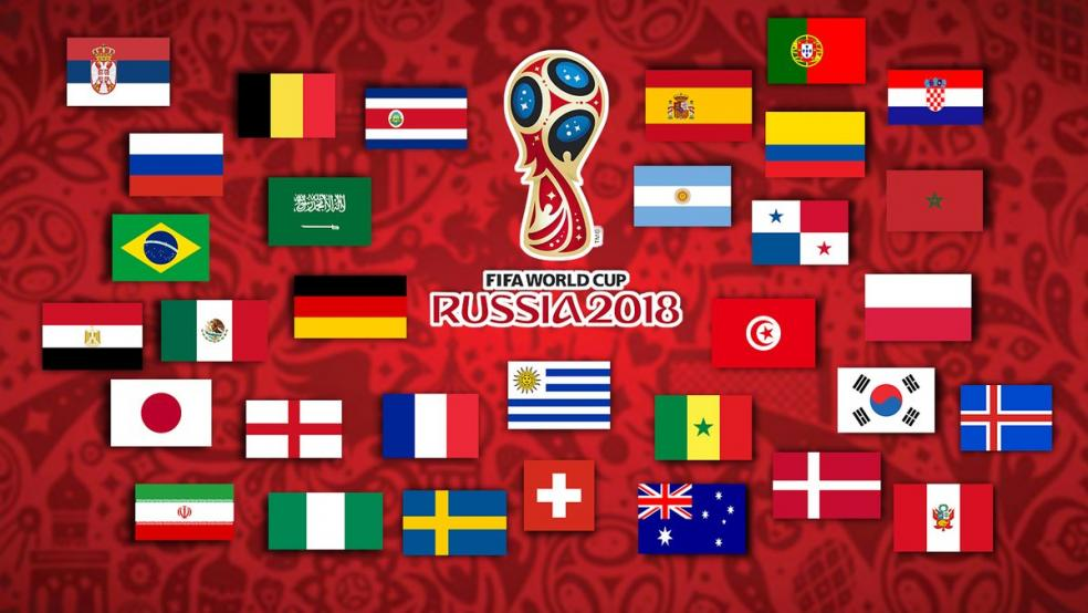 World Cup Gift: Party Items