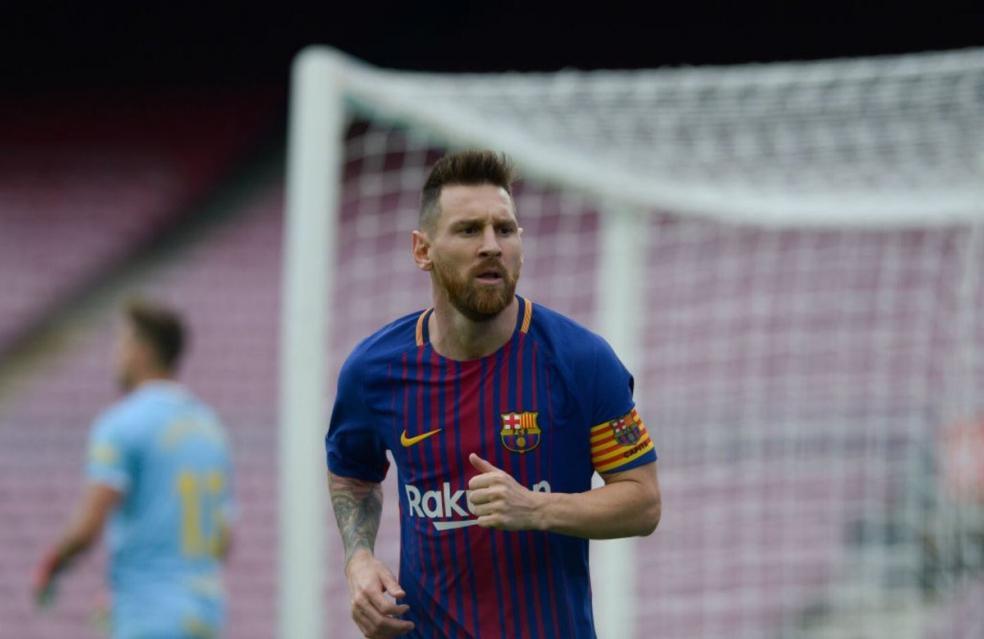World's best dribblers: Lionel Messi