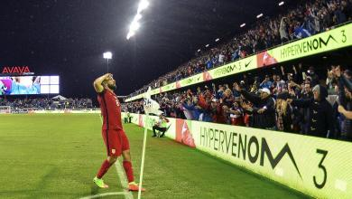 Clint Dempsey Goal