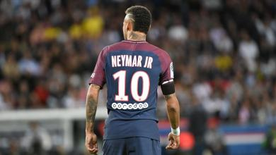 Neymar Jr Paris Saint Germain
