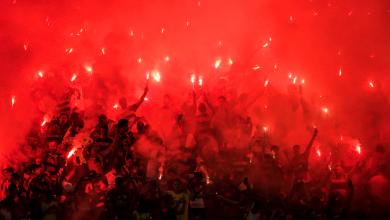 Fans At Copa Sudamericana Final