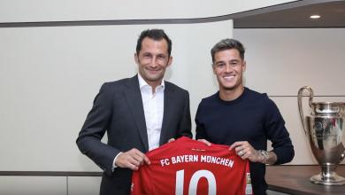 Coutinho On Loan To Bayern Munich From Barcelona