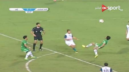 Khaled El Ghandour bicycle kick goal