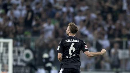 Kramer goal vs Wolfsburg