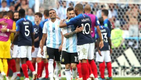 Lionel Messi FIFA Best Player voting