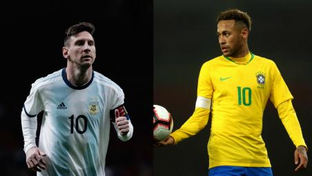 Copa America 2019 squads for Brazil and Argentina