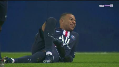 Kylian Mbappe Backheel Goal vs Nantes