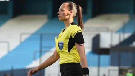 Copa Libertadores Female Ref