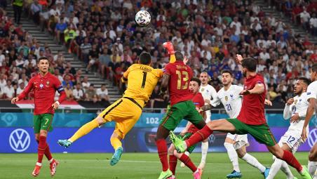 Ronaldo Goal vs France