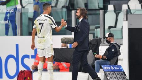 Andrea Pirlo tactics