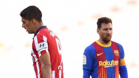 La Liga title race 2021