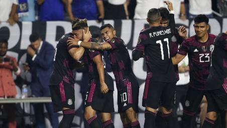Resumen México vs Honduras