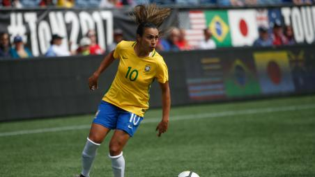 Most Women's World Cup Goals Of All Time