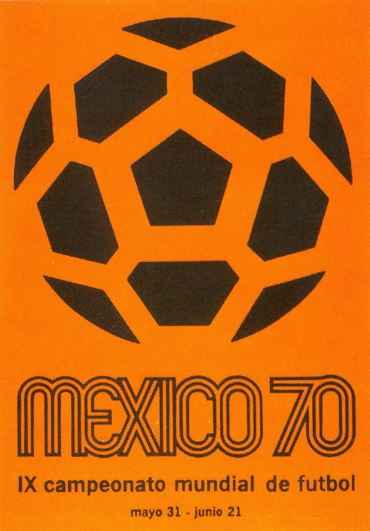 1970 World Cup poster