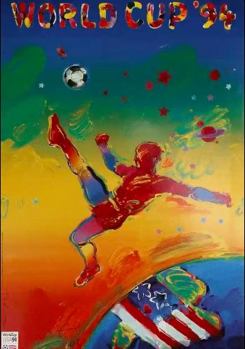 1994 World Cup poster