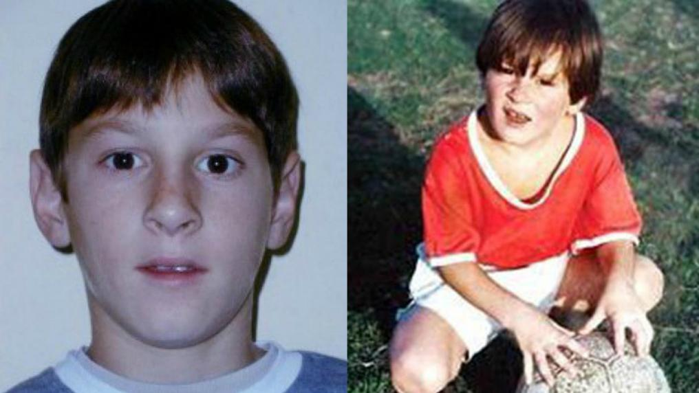 Messi Photos - Lionel Messi as a kid