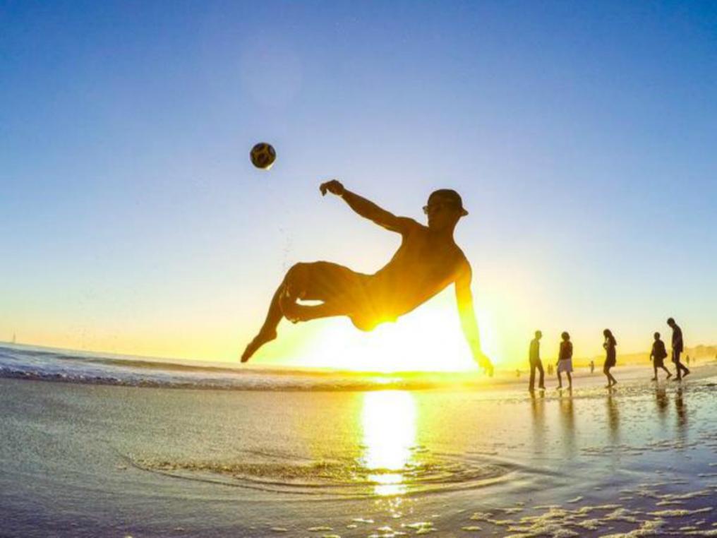 Beach Soccer Photos