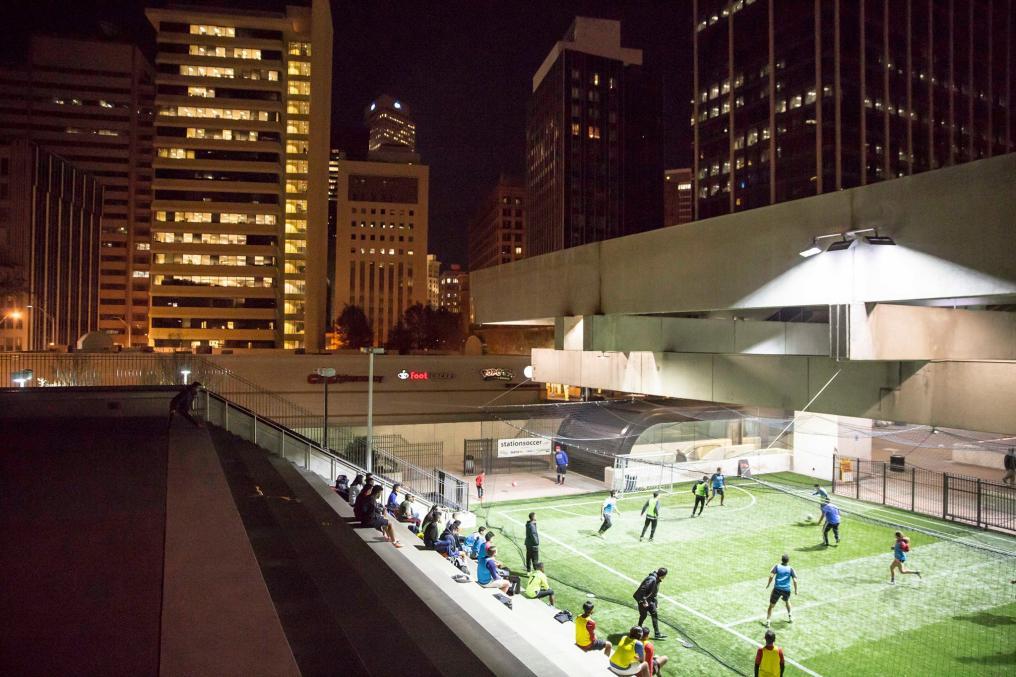 Station Soccer in Atlanta