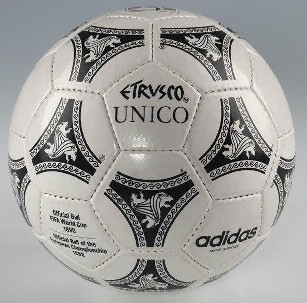 World Cup Balls - Adidas Etrusco