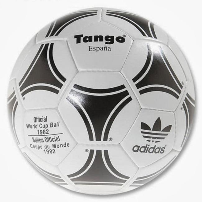 World Cup Balls -Adidas Tango Espana