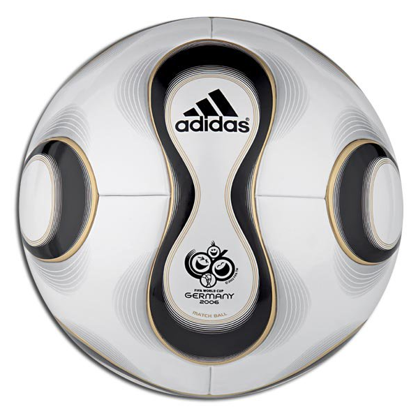 World Cup Balls Adidas Teamgeist