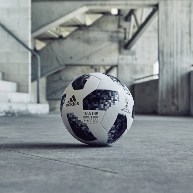 World Cup Balls Adidas Telstar18