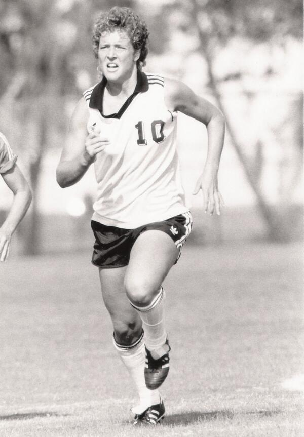 First USWNT