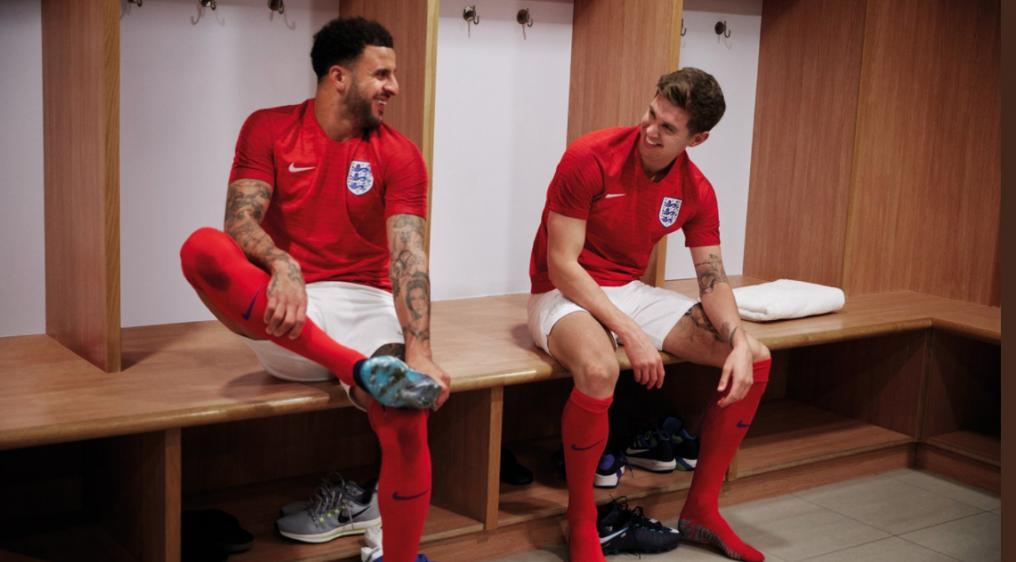 2018 England World Cup Kit – Away