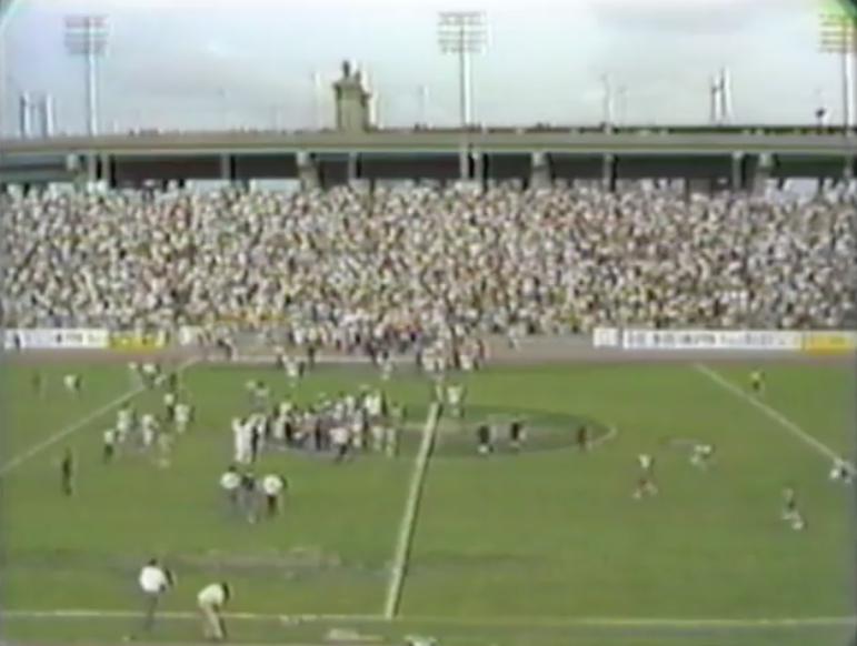 Worst Football Pitches, Downing Stadium