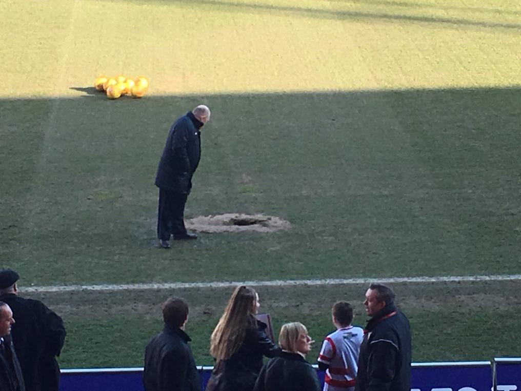 Worst Football Pitches, Keepmoat Stadium