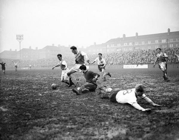 Worst Football Pitches, Loftus Road
