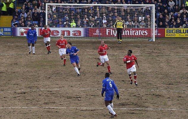 Worst Football Pitches, Stamford Bridge