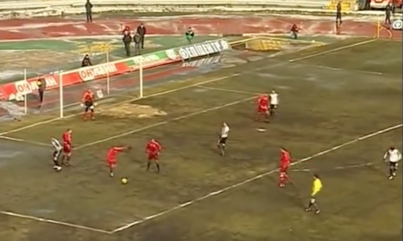Worst Football Pitches, Avanhard Stadium