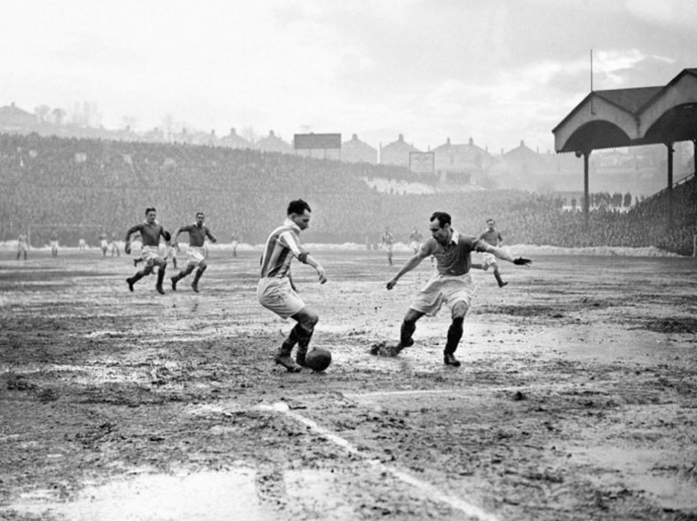 Worst Football Pitches