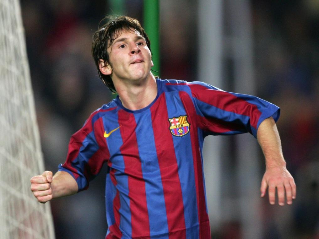 Messi 2005