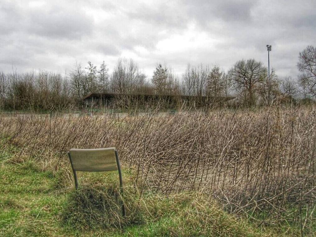Abandoned Soccer Stadiums