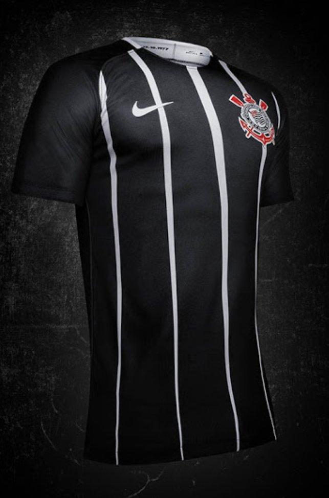 2017-18 Corinthians Away kit