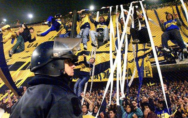 Boca Juniors Barra Brava